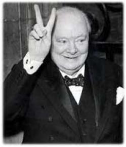 La victoria de Churchill 08