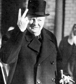 La victoria de Churchill 10