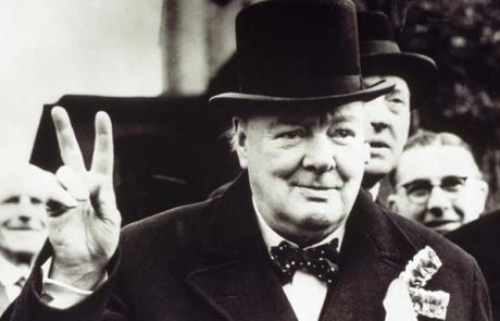 La victoria de Churchill 12