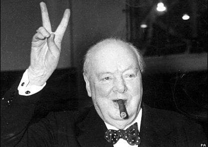 La victoria de Churchill 13