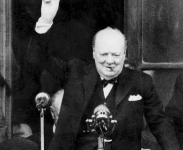 La victoria de Churchill 14