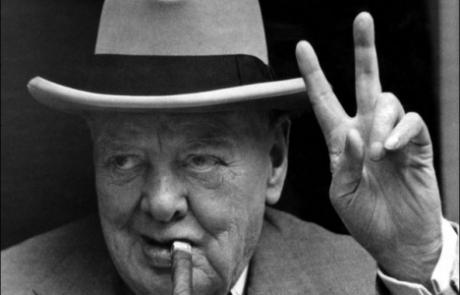 La victoria de Churchill 16