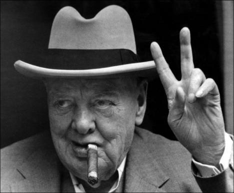Palabras Dichas Por Winston Churchill En 1945 Foro Militar