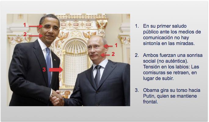 Primer encuentro de Obama y Putin