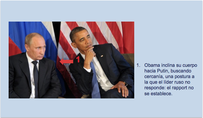 Obama se inclina hacia Putin buscando cercanía