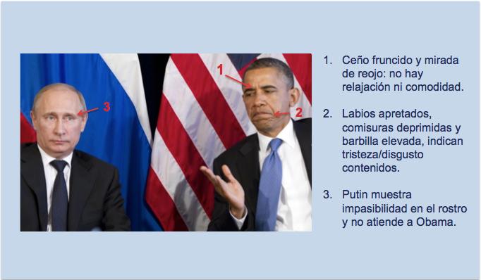 Desarrollo del segundo encuentro de Obama y Putin