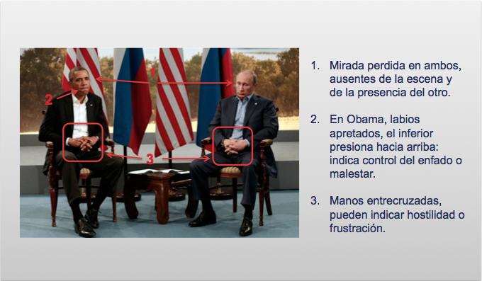Tercer encuentro de Obama y Putin