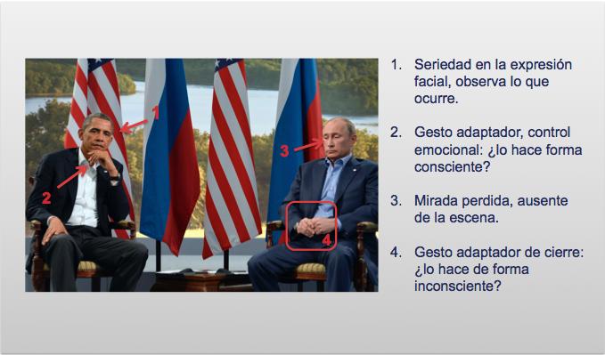 Desarrollo del tercer encuentro de Obama y Putin