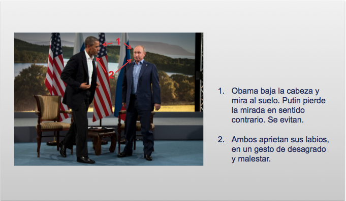 Malestar en el tercer encuentro de Obama y Putin