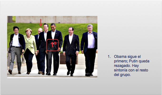 Obama y Putin con otros líderes en su tercer encuentro