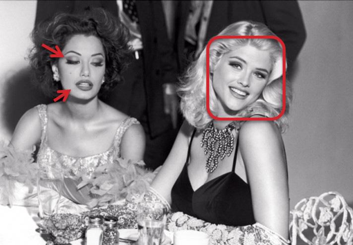 Imitación Nicole Smith