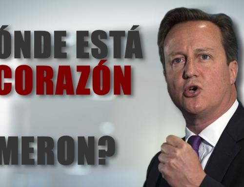 ¿Cameron pierde el corazón en Escocia?