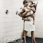 Anuncio con el gesto del abrazo para la campaña de One life