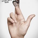 No siempre puedes confiar en la suerte, el lema de este anuncio que emplea el gesto de los dedos cruzados