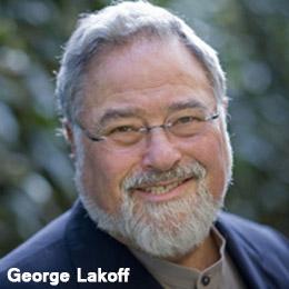 El lingüista George Lakoff