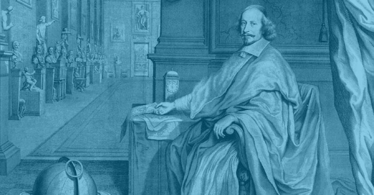 El cardenal Mazarino, un auténtico experto en la expresión de la conducta y la gestión de las emociones
