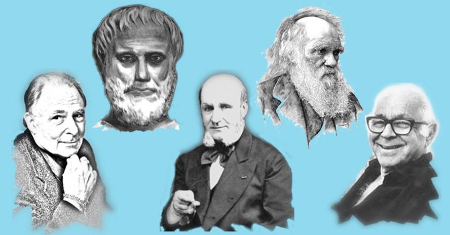 Historia del estudio facial de las emociones