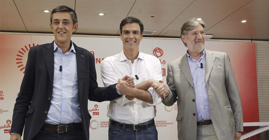 ¿Quién comunica mejor en el PSOE?