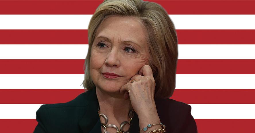 Las claves del lenguaje corporal de Hillary Clinton