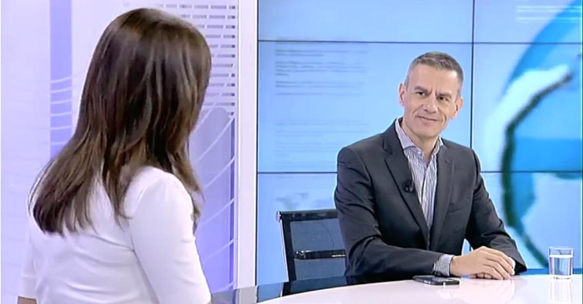 """Entrevista en """"Buenos Días Canarias"""""""
