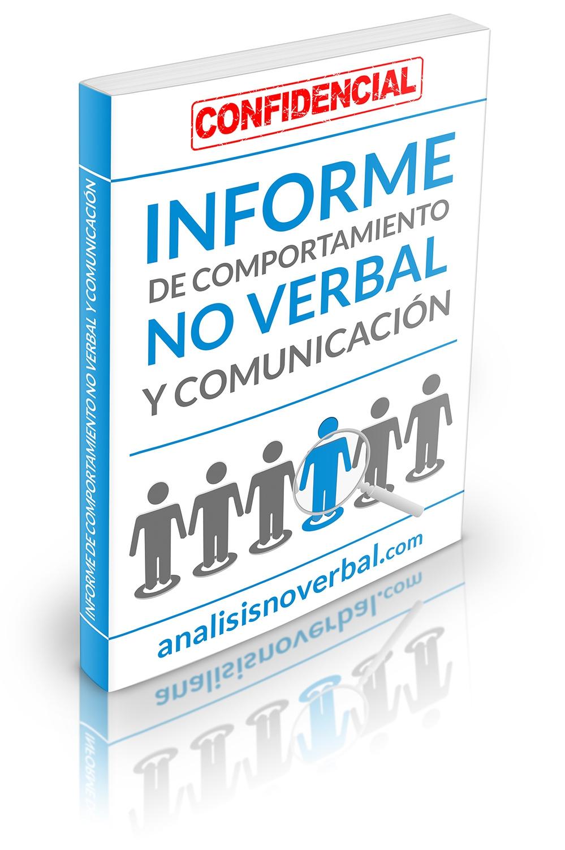 Informe sobre el comportamiento no verbal - estándar