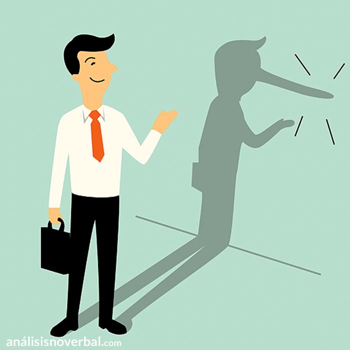 Utilidades del lenguaje corporal: detección de mentiras