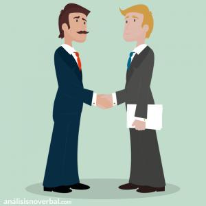 Utilidades del lenguaje corporal:  2.Negociación y resolución de conflictos