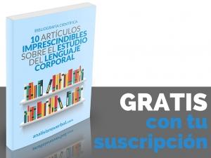 ebook: 10 artículos imprescindibles sobre el lenguaje corporal