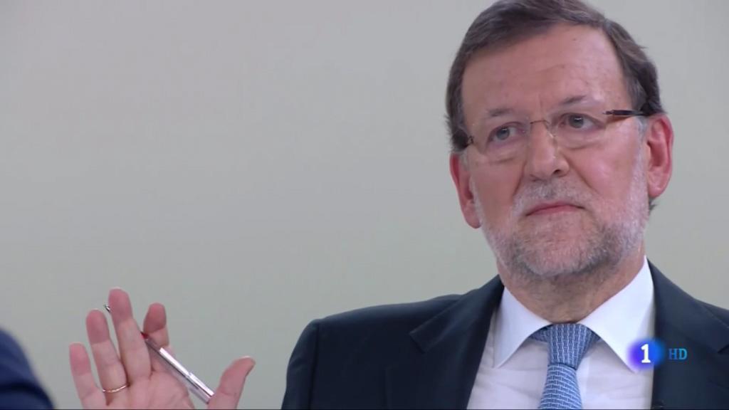 La comunicación no verbal de Mariano Rajoy en el debate con Pedro Sánchez
