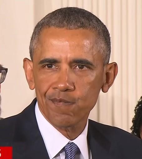 Comunicación no verbal de Obama: expresión de desprecio