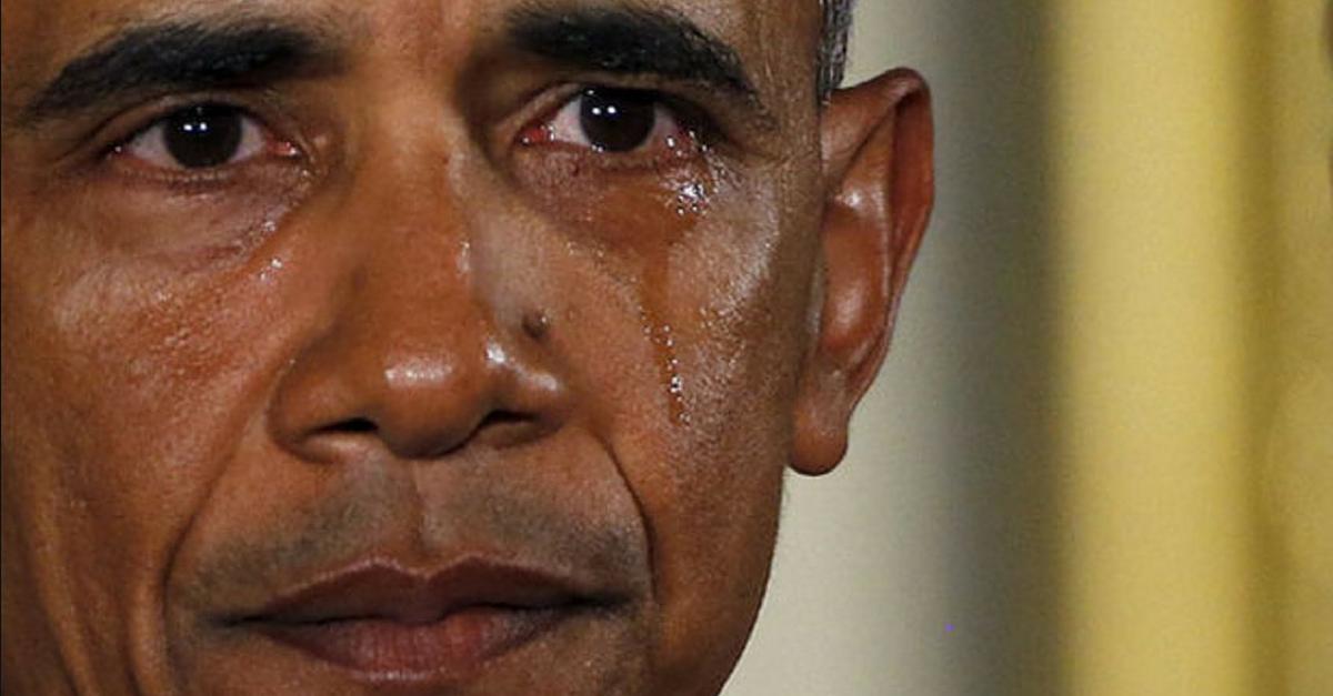Comunicación no verbal de Obama: lágrimas, contención, ira y asco