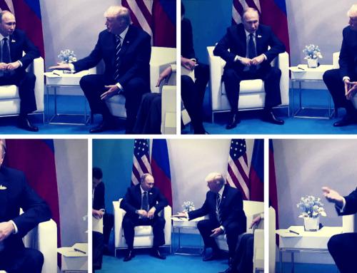 La comunicación no verbal del primer encuentro entre Trump y Putin en el G-20