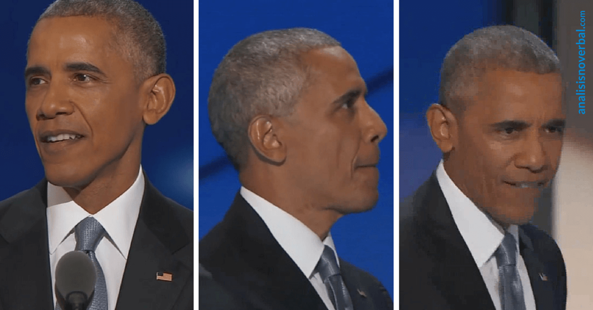 La emoción de Obama en la convención demócrata para la proclamación de Hillary Clinton como candidata a la Casa Blanca