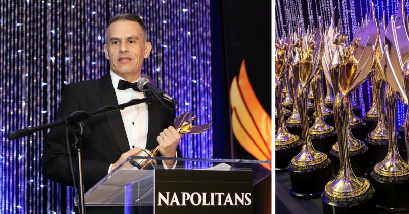 Napolitan Victory Award al mejor blog poítico del año
