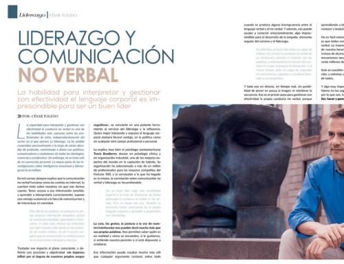 Liderazgo y comunicación no verbal