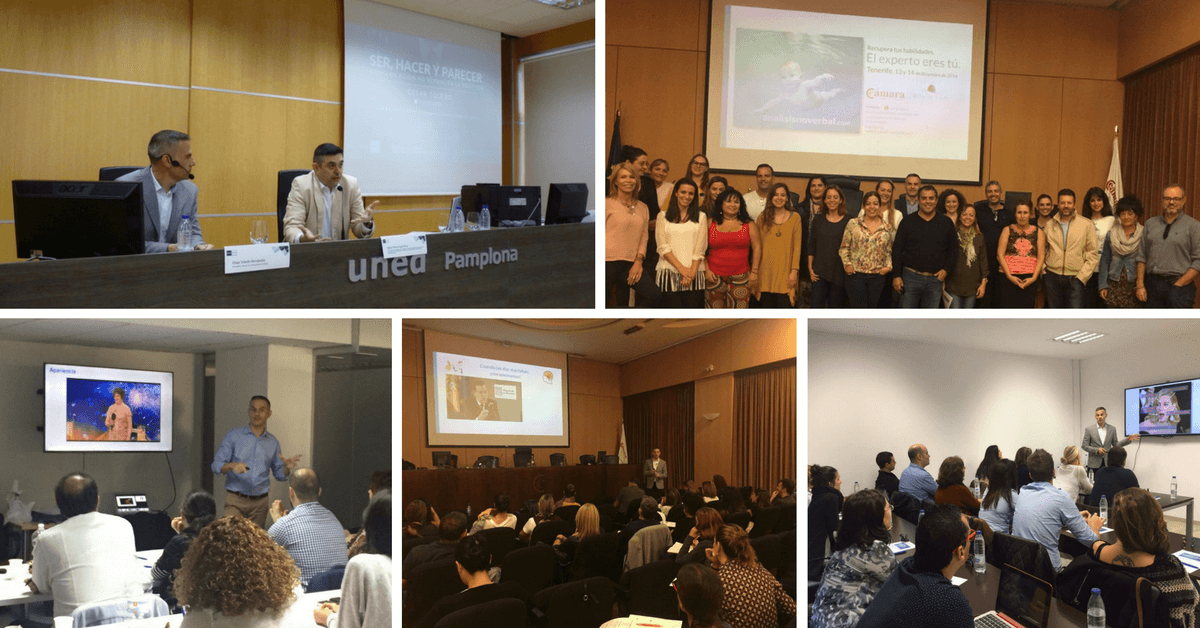 Imágenes de algunos de nuestros cursos impartidos durante 2016