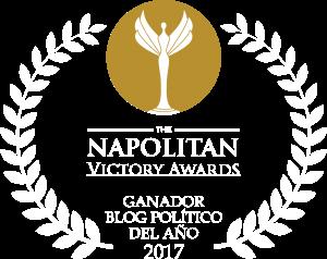 Ganador blog político del año 2017
