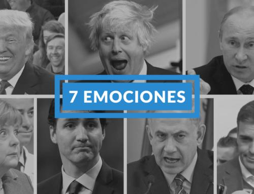 Líderes mundiales, emociones universales
