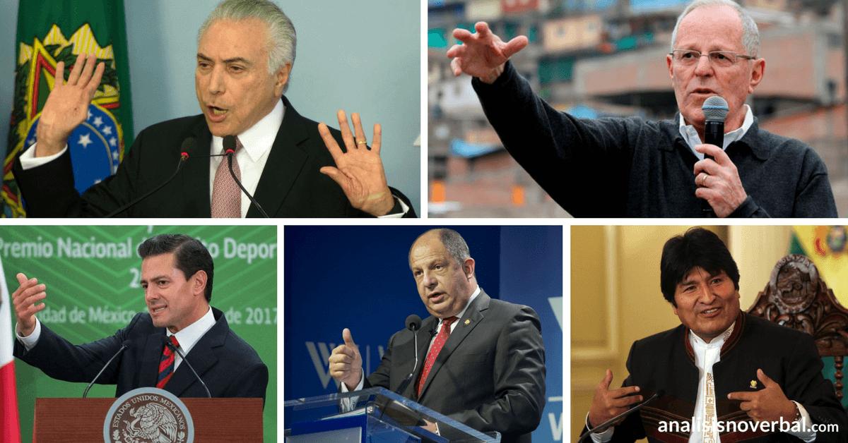 Los mejores gestos en la comunicación no verbal de un líder